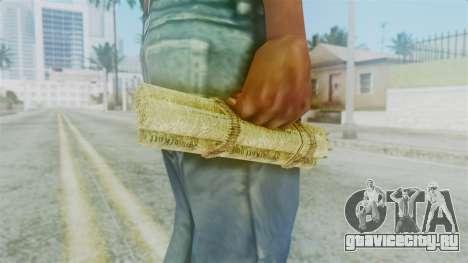 Red Dead Redemption Satchel для GTA San Andreas второй скриншот
