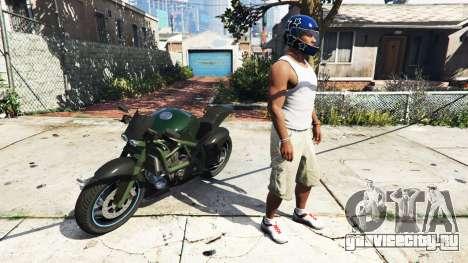 Переключатель шлема v0.2 для GTA 5 второй скриншот