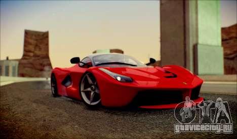 ENBR для GTA San Andreas