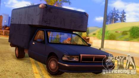 Premier Truck для GTA San Andreas