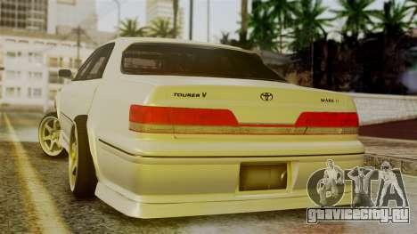 Toyota Mark 2 100 для GTA San Andreas