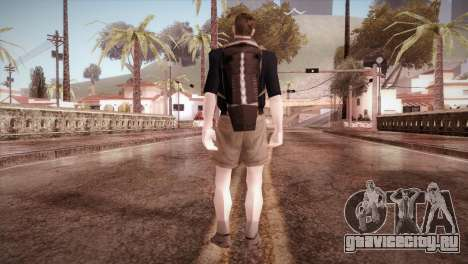 Школьник для GTA San Andreas третий скриншот