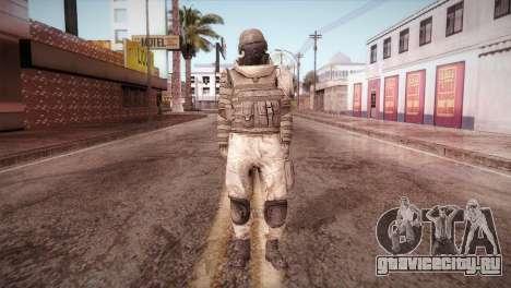 Armored Soldier для GTA San Andreas второй скриншот