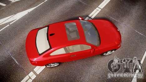 BMW M235i для GTA 4 вид справа