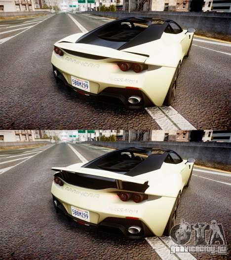 Arrinera Hussarya 2014 [EPM] low quality для GTA 4 вид сзади