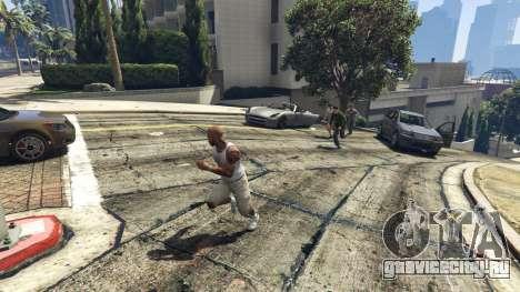 AngryPeds для GTA 5 третий скриншот