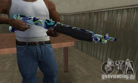 Limeyond Combat Shotgun для GTA San Andreas