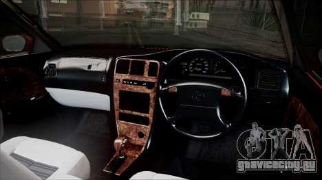 Toyota Mark II X90 для GTA San Andreas вид справа