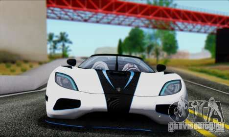 Smooth Realistic Graphics ENB 3.0 для GTA San Andreas второй скриншот