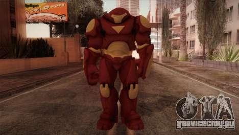 Classic Hulkbuster для GTA San Andreas второй скриншот