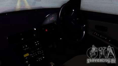 Nissan Silvia S13 Shakotan для GTA San Andreas вид справа