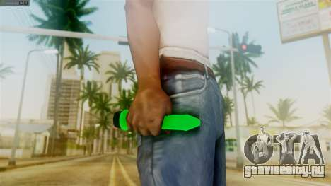 Amanda Dildo from GTA 5 v2 для GTA San Andreas