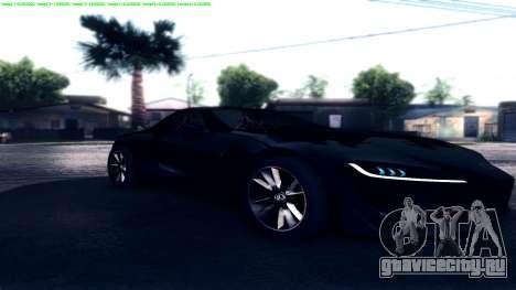 Dark ENB Series для GTA San Andreas четвёртый скриншот