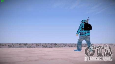 Latinos для GTA San Andreas четвёртый скриншот