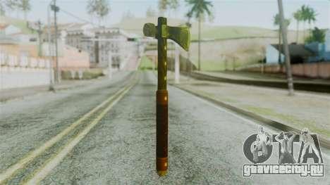 Tomahawk from Silent Hill Downpour для GTA San Andreas второй скриншот