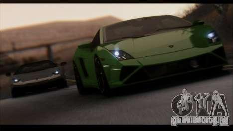 KISEKI V2 [0.076 Version] для GTA San Andreas