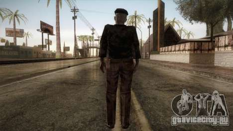 RE4 Don Diego without Hat для GTA San Andreas третий скриншот