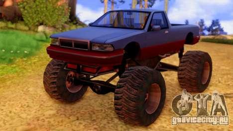 Premier Monster для GTA San Andreas