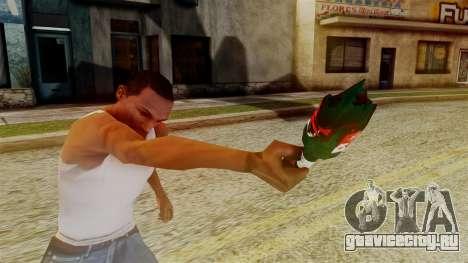 GTA 5 Broken Bottle v2 для GTA San Andreas третий скриншот