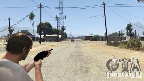 SPAS 12 2.0 для GTA 5 третий скриншот