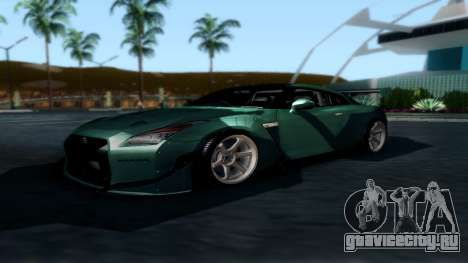 Dark ENB Series для GTA San Andreas восьмой скриншот