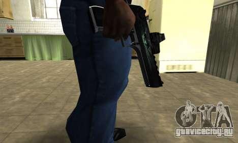 Blue Deagle для GTA San Andreas