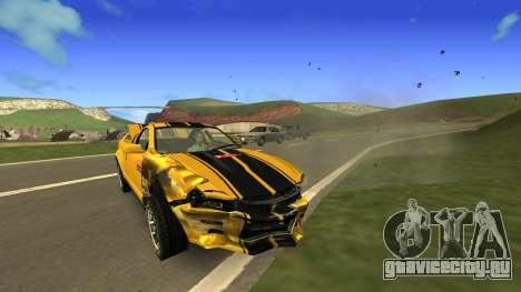 No Shadows для GTA San Andreas третий скриншот