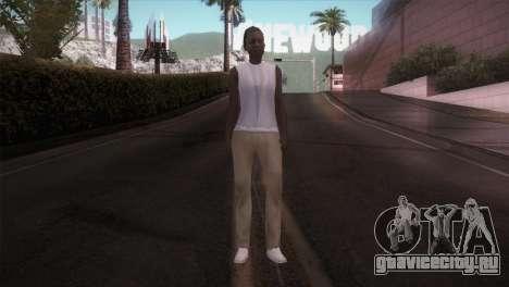 Женщина-парикмахер для GTA San Andreas второй скриншот