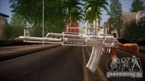 AK-47 v2 from Battlefield Hardline для GTA San Andreas