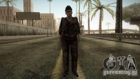 RE4 Don Manuel для GTA San Andreas второй скриншот