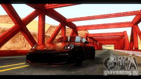 MAC_True ENB [0.248] для GTA San Andreas десятый скриншот