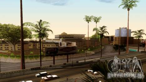 Dark ENB Series для GTA San Andreas одинадцатый скриншот