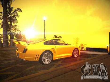 T.0 Secret Enb для GTA San Andreas пятый скриншот