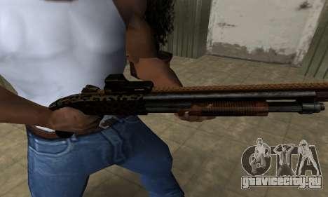 Leopard Shotgun для GTA San Andreas