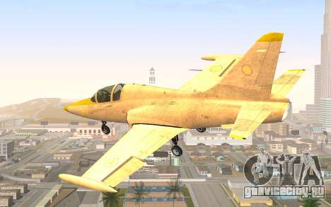 GTA 5 Besra для GTA San Andreas вид слева