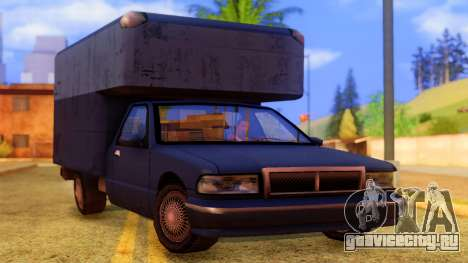 Premier Truck для GTA San Andreas вид справа