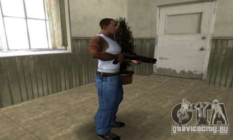 Leopard Shotgun для GTA San Andreas третий скриншот