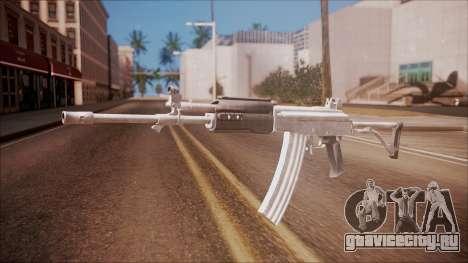 Galil AR v2 from Battlefield Hardline для GTA San Andreas