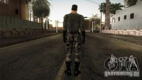 Arnie from GTA Vice City для GTA San Andreas третий скриншот