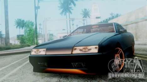 Elegy New Edition для GTA San Andreas