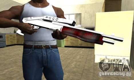 Blood Combat Shotgun для GTA San Andreas
