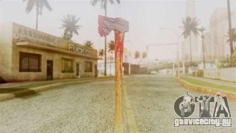 GTA 5 Hatchet v2 для GTA San Andreas