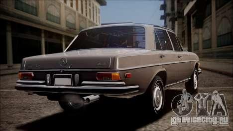 Mercedes-Benz 300 SEL 6.3 для GTA San Andreas вид слева