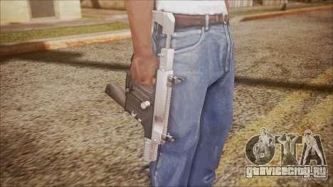 K10 from Battlefield Hardline для GTA San Andreas третий скриншот