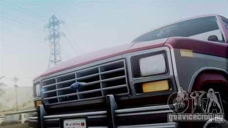 Ford F-150 Ranger 1984 для GTA San Andreas вид справа