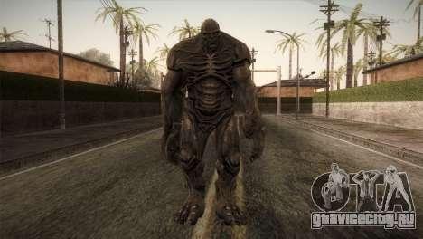Abomination (The Incredible Hulk) для GTA San Andreas второй скриншот