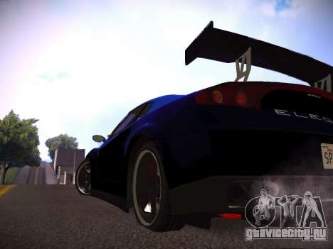T.0 Secret Enb для GTA San Andreas девятый скриншот