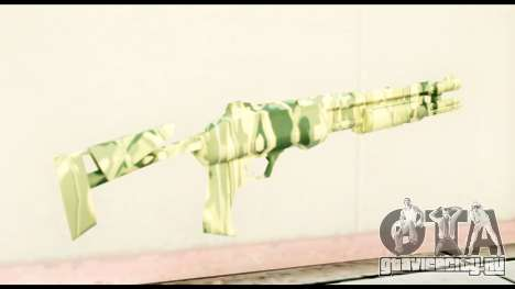 Shotgun from Crysis 2 для GTA San Andreas второй скриншот