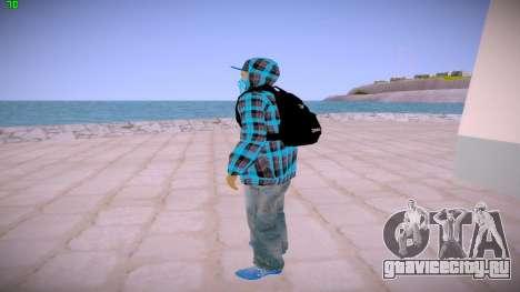Latinos для GTA San Andreas третий скриншот