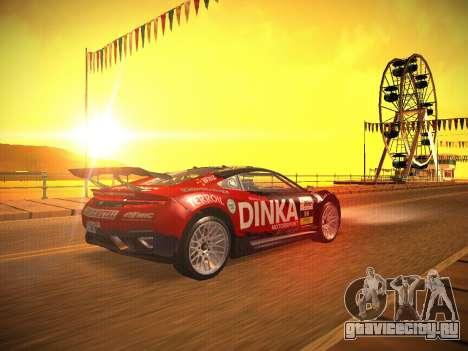 T.0 Secret Enb для GTA San Andreas шестой скриншот